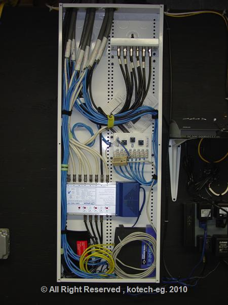 smart structural cabling rh kotech eg com structured wiring cable structured wiring cabinet